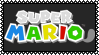 Super Mario 3DS Support Stamp by Kevfin