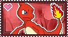 Charmeleon Stamp by Kevfin