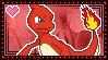 Charmeleon Stamp