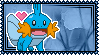 Mudkip Stamp by Kevfin