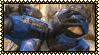 Halo Spartan Facepalm Stamp by Kevfin
