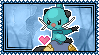 Dewott Stamp by Kevfin
