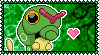 010 Caterpie Stamp