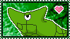 011 Metapod Stamp by Kevfin