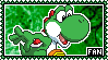 Yoshi Stamp 2 by Kevfin