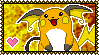 026 Raichu Stamp by Kevfin