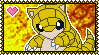 027 Sandshrew Stamp