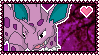 033 Nidorino Stamp by Kevfin