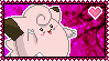 035 Clefairy Stamp by Kevfin