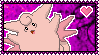 036 Clefable Stamp by Kevfin