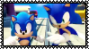 Sonic Generations Stamp by Kevfin