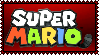 Super Mario 3D Stamp by Kevfin