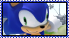 Sonic Derp Stamp by Kevfin
