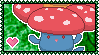 045 Vileplume Stamp by Kevfin