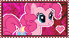 Pinkie Pie Stamp by Kevfin