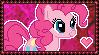 Pinkie Pie Stamp by Kevfin