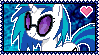 Vinyl Scratch Stamp by Kevfin