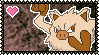 PokeStamps 56 : Mankey by Kevfin