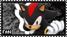 Shadow the hedgehog Stamp by Kevfin