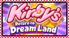 Kirby Dream Land Wii Stamp by Kevfin