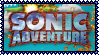 Sonic Adventure 1 Stamp by Kevfin