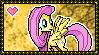 MLP Fluttershy Stamp 2