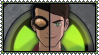 Ben 10 Generator Rex Heroes United Stamp by Kevfin
