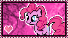 MLP Pinkie Pie Stamp 2 by Kevfin