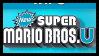 New Super Mario Bros U Stamp
