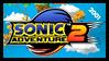 Sonic Adventure 2 HD Stamp