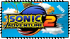 Sonic Adventure 2 HD Stamp by Kevfin