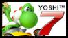Mario Kart 7 Series  Yoshi by Kevfin