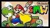 Super Mario Series Stamps : Super Mario World