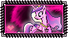 MLP Stamp : Cadance by Kevfin