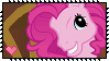 MLP FiM Pinkie Pie G3 Face Stamp by Kevfin