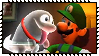 Luigi's Mansion : Dark Moon - Luigi and Polterpup by Kevfin