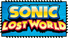 Sonic Lost World Stamp by Kevfin
