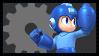Super Smash Bros Wii U Stamp Series - Mega Man by Kevfin