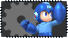 Super Smash Bros Wii U Stamp Series - Mega Man by Kevfin