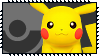 Super Smash Bros Wii U Stamp Series - Pikachu by Kevfin