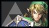 Super Smash Bros Wii U Stamp Series - Link by Kevfin