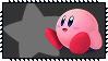 Super Smash Bros Wii U Stamp Series - Kirby by Kevfin
