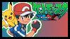 Pokemon XY Anime : Satoshi Stamp