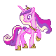 MLP Sprites S2 - Princess Cadance by Kevfin