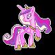 MLP Sprites S2 - Princess Cadance by Kevfin