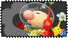 Super Smash Bros Wii U Stamp Series - Olimar by Kevfin
