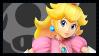 Super Smash Bros Wii U Stamp Series - Peach by Kevfin