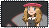 Pokemon XY Anime Stamp Series - Serena by Kevfin