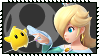 Super Smash Bros Wii U Stamp Series - Rosalina by Kevfin