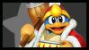 Super Smash Bros Wii U Stamp Series - King Dedede by Kevfin